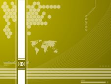 Free Technology Background Vector Royalty Free Stock Photography - 20557647