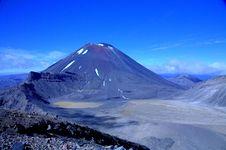 Free Ngauruhoe Summit Stock Photo - 20557760