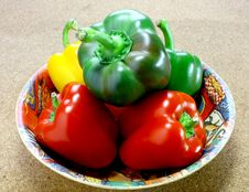 Free Peppers Royalty Free Stock Image - 20557806