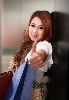 Free Shopping Woman Stock Photos - 20557833