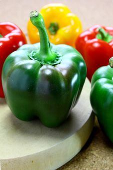 Free Peppers Stock Images - 20557854