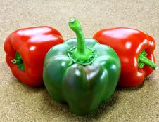 Free Peppers Stock Image - 20557951