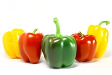Free Fresh Green Pepper Stock Photo - 20558110