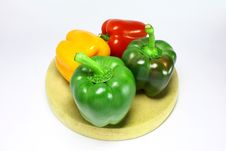 Free Peppers Stock Image - 20558341