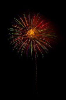 Free Fireworks Festival In Japan Royalty Free Stock Photo - 20559175
