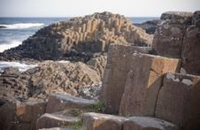 Free The Giant S Causeway, Northern Ireland Royalty Free Stock Photo - 20559235