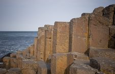 Free The Giant S Causeway, Northern Ireland Royalty Free Stock Image - 20559246