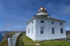 Free Lighthouse At Cape Speare, Canada Royalty Free Stock Photos - 20559408