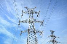 Free High-tension Line And Transformer Royalty Free Stock Images - 20559999