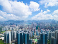 Free Hong Kong Buildings On Day Stock Photos - 20563073