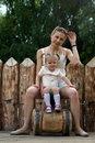 Free Mum And Daughter Royalty Free Stock Photos - 20567988