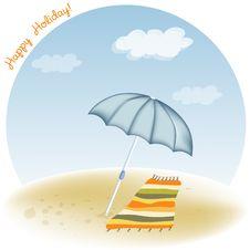 Free Beach Stock Image - 20560161