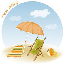 Free Beautiful Beach Landscape Stock Photos - 20560173