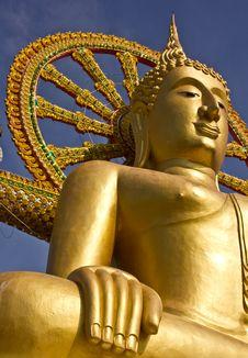 Free Big Buddha Koh Samui Stock Images - 20560364