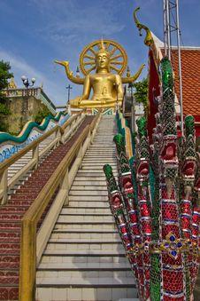 Free Big Buddha Koh Samui Stock Image - 20560451