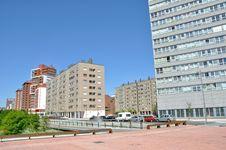 Free New Neighborhood At Spain Royalty Free Stock Image - 20560706