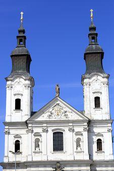 Free Church Royalty Free Stock Image - 20560796