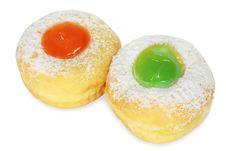 Free Sweet Fruity Donut Stock Image - 20561561