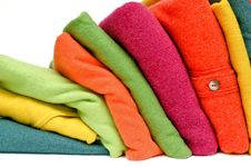 Free Colourful Cashmere Alpaca And Merino Wool Royalty Free Stock Photo - 20562145