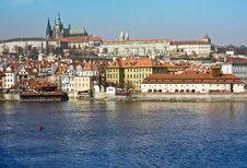 Free View From Charles Bridge Royalty Free Stock Image - 20562406