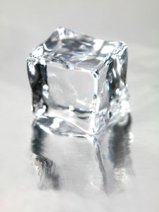 Free Ice Cubes Royalty Free Stock Photography - 20562447