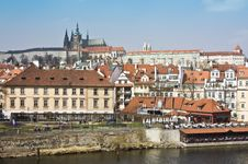 Free View From Charles Bridge Stock Photo - 20562470