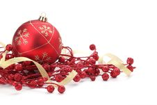 Free Christmas Decoration Royalty Free Stock Photography - 20562937