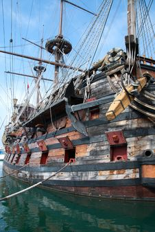 Free Galleon Stock Images - 20563124