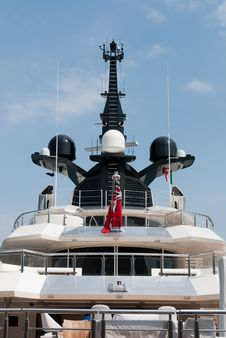 Free Yacht Royalty Free Stock Photography - 20563187