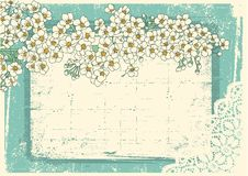Free Vintage Floral Background Royalty Free Stock Photography - 20564287