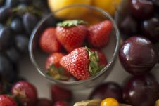 Free Selection Of Berries Stock Photos - 20564523