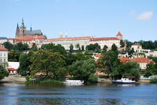 Free The Castle Of Prague Royalty Free Stock Photos - 20564788