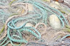Free Fishing Net Royalty Free Stock Photo - 20564995