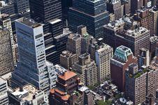 Free New York City Building Tops Stock Photos - 20565533