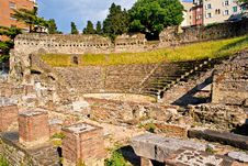 Free Roman Theater In Trieste Royalty Free Stock Photo - 20565605