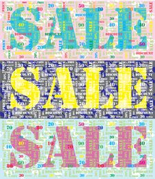 Free Sale Backdrop Stock Photos - 20566773