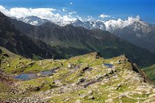 Free Mountain Lakes Royalty Free Stock Photography - 20567357