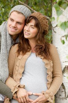 Free Couple Future Stock Photography - 20567362