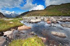 Free Lake And Stones Royalty Free Stock Image - 20567416