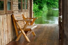 Free Chair Wood Royalty Free Stock Photos - 20567528