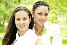 Free Two Sisters Stock Images - 20568664
