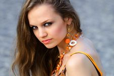 Free Beautiful Girl Royalty Free Stock Photos - 20568678