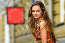Free Beautiful Girl Royalty Free Stock Photos - 20568728