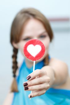 Free Candy Lollipops Stock Photos - 20569223