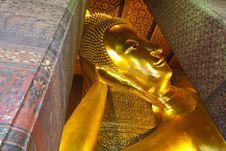 Free Wat Pho In Bangkok Thailand. Stock Image - 20569581