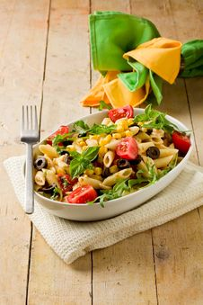 Free Pasta Salad Stock Images - 20569594