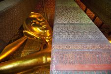 Free Wat Pho In Bangkok Thailand. Royalty Free Stock Images - 20569629