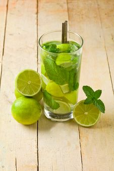 Free Mojito Cocktail Stock Image - 20569921