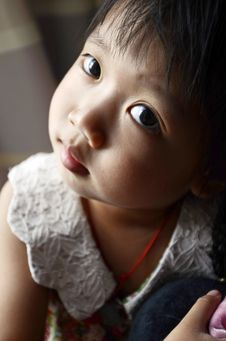 Free Asian Child Royalty Free Stock Photos - 20569998