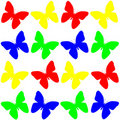 Free Butterflies Royalty Free Stock Photo - 20572105